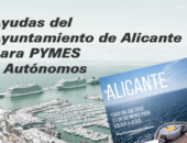 Ayudas del Ayuntamiento de Alicante para PYMES y autónomos