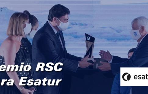 Premio a ESATUR por su responsabilidad corporativa