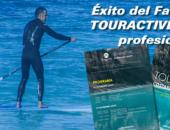 Éxito del Fam Trip TOURACTIVE para profesionales del turismo