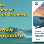 Convocatoria III Jornada Alicante Turismo Cruceros