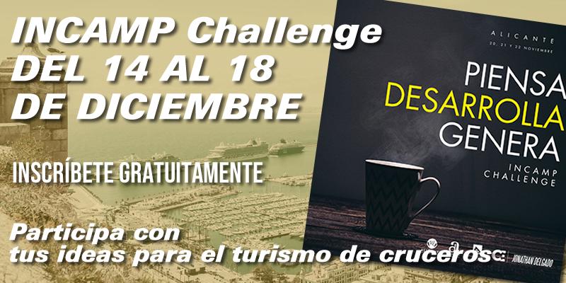 INCAMP Challenge – Ideas para el turismo de cruceros