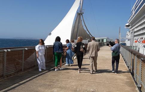 El Turismo de Cruceros, motor de innovación