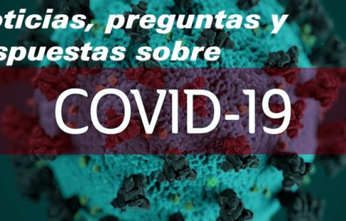 Enlaces de interés para los consumidores durante el confinamiento del COVID-19
