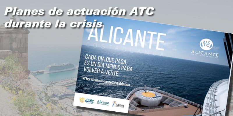 Planes de actuación ATC durante esta crisis