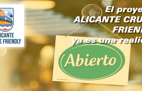 El proyecto Alicante Cruise Friendly ya es una realidad