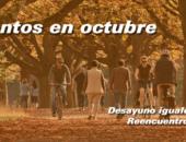 Eventos octubre de la Asociación