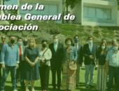 Resumen de la Asamblea General de la Asociación