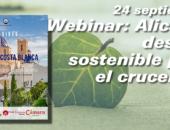 Webinar Sostenibilidad Alicante Costablanca