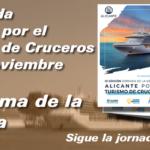 Programa III Jornada Alicante por el Turismo de Cruceros