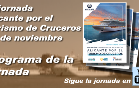 Programa de la III Jornada Alicante por el Turismo de Cruceros