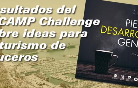 Resultados del INCAMP Challenge por el Turismo de Cruceros