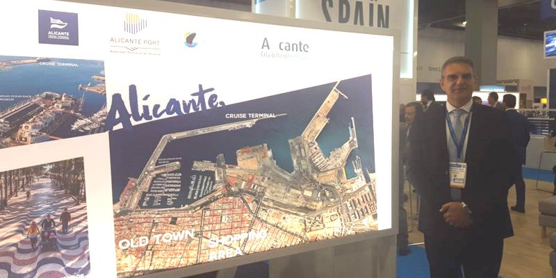 La Asociación presente en el SeaTrade Cruise Global