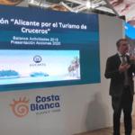 Alicante por el Turismo de Cruceros en Fitur 2020