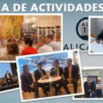 Memoria Actividades 2019 Alicante Turismo Cruceros