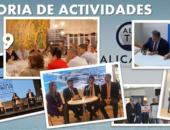 Memoria de Actividades de la Asociación en 2019