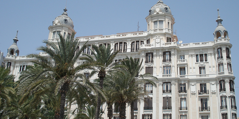 """Alicante """"Joya del Mediterráneo"""""""