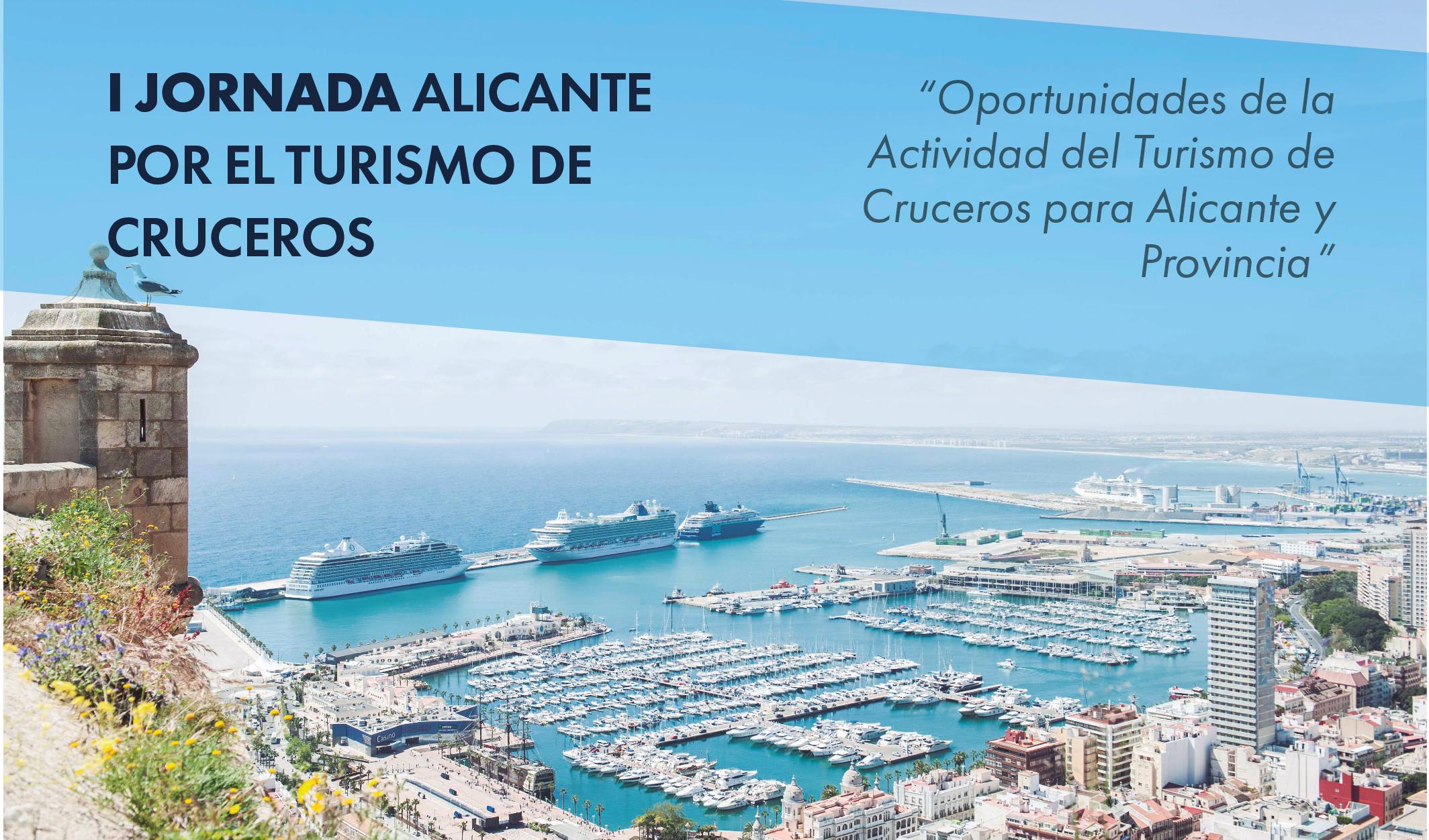 I Jornada Alicante por el Turismo de Cruceros